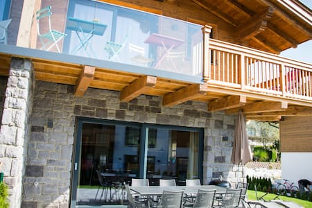 Bergbiberhaus S: studio w/ balcony & wellness - Zell am See - Wohnung