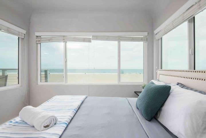 Beach Condo located on The Strand
