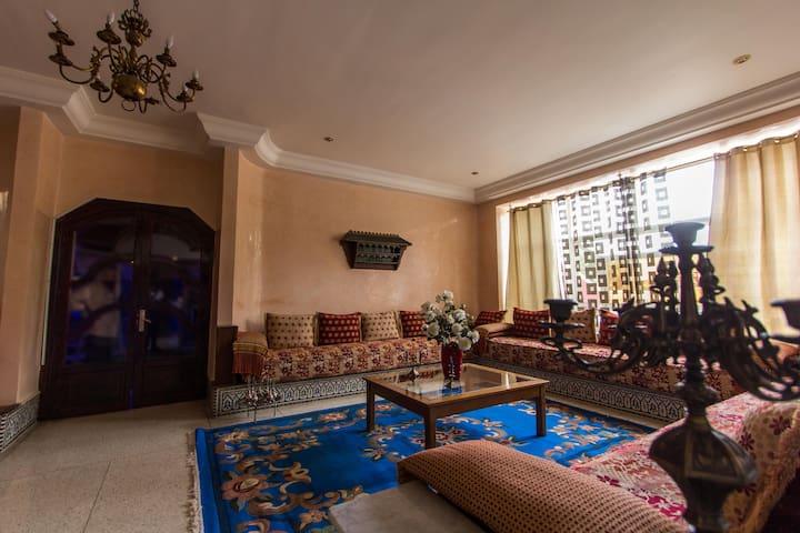 Chambres spacieuses au centre ville - Fès - Butik otel