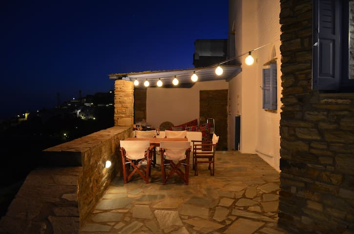 VillaTina: Affordable Luxury - Magnificent View - Arnados - Casa