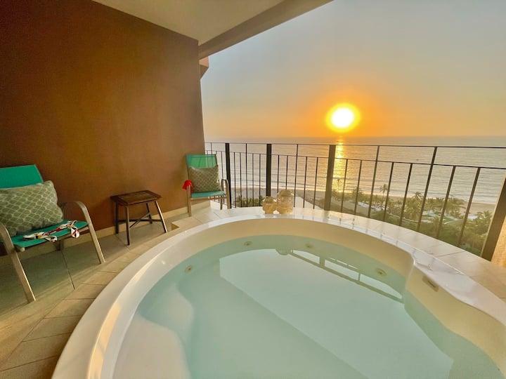 🌊❤️ Condo Koki 🏝 Beachfront, ocean views, luxury