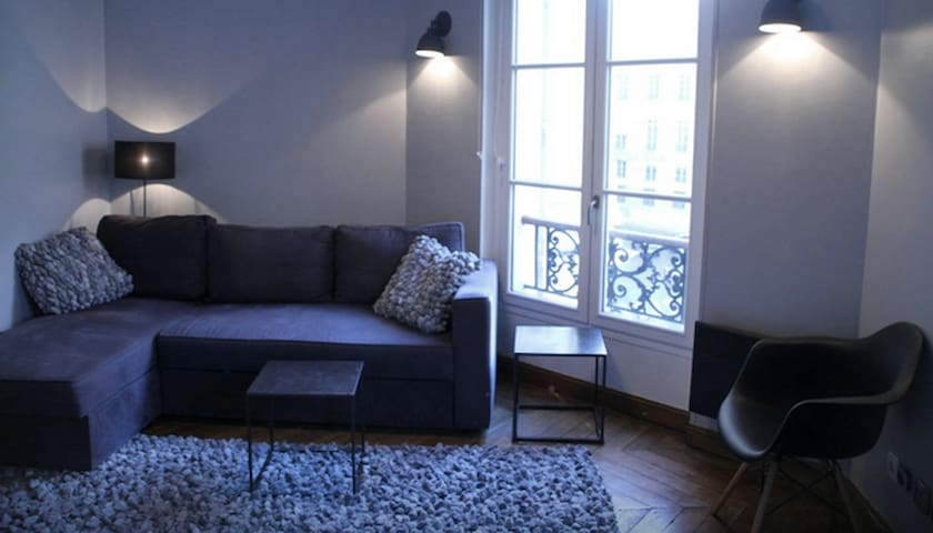 Palais Royal central 2 beds 450ft2