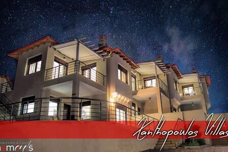 Xanthopoulos Villas 3 - Νέος Μαρμαράς - Rumah