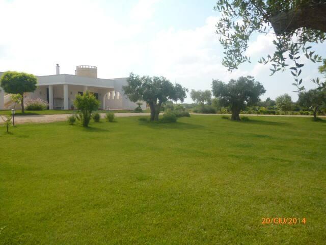 Villa in Campagna - Muro Leccese - Villa