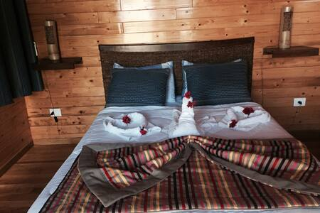 Hotel Dar zitouna gîte rural - Sidi Bou Ali - Bungalow