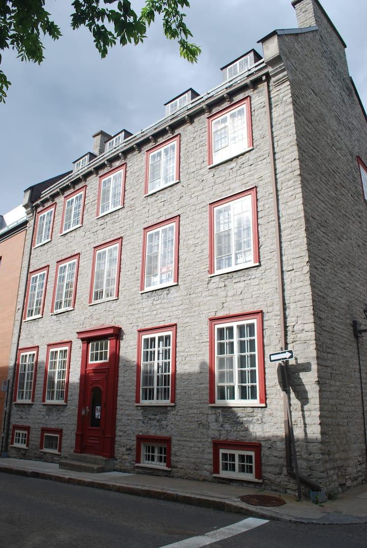Magnifique condo Vieux-Québec