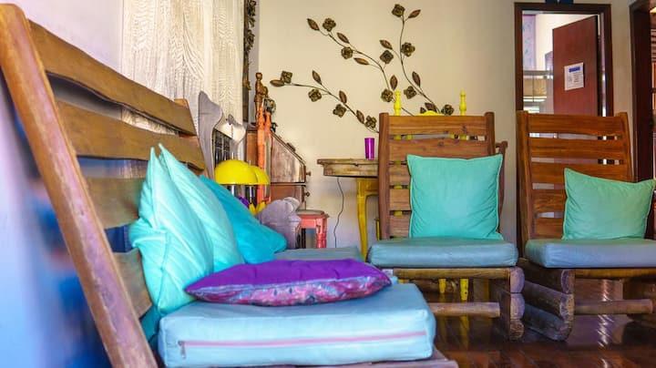Hostel BH em quarto compartilhado