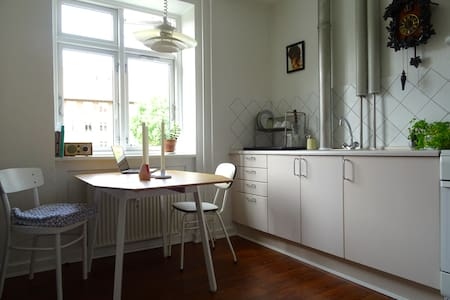 The perfect All-U-Need-Holiday-Flat - København - Apartment