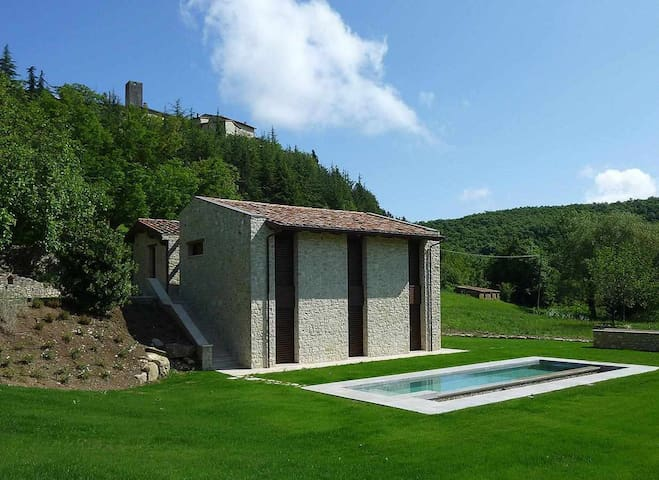Villa and spa resort in Umbria