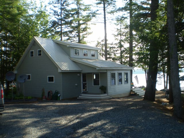 Lakehouse Near Acadia Nat'l Park - Ellsworth - Casa