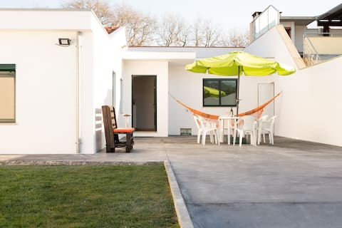 Areias Amazing Beach House with Pool and Barbecue