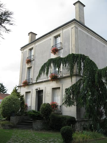 Charme et calme proche de Paris - Beauchamp - House