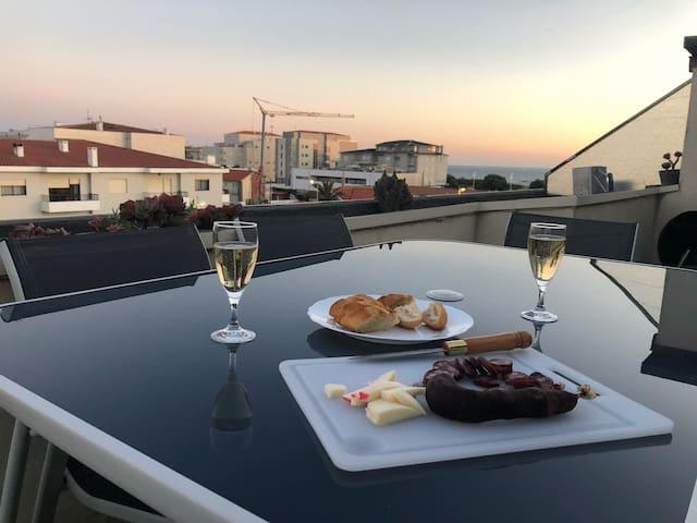 Très bel appartement vue mer, idéalement situé