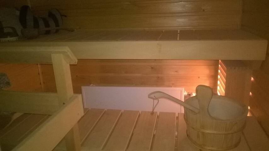 One bedroom apartment+Sauna48M2 Near Viikki UNI