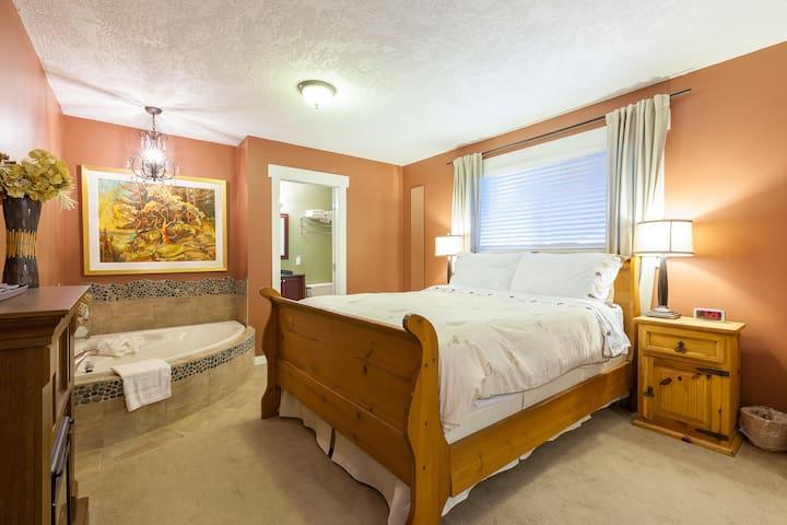 Creekside Suite - Ladysmith - Bed & Breakfast