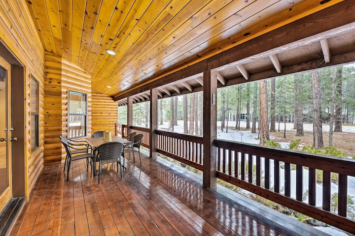 NEW! Pinetop Paradise: Hike, Fish, & Golf Nearby!