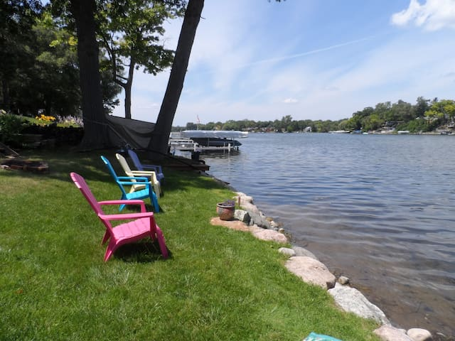 Enjoy the Lake Life... - Waterford Township - Rumah