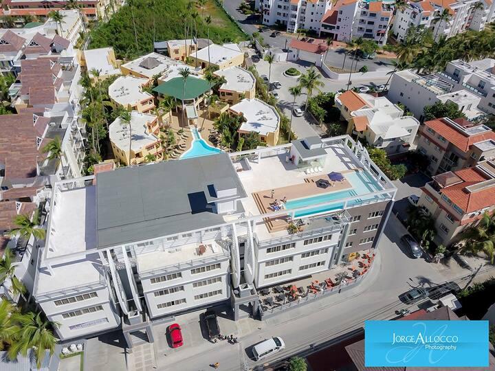 Departamento en Los Corales, Bavaro - Punta Cana