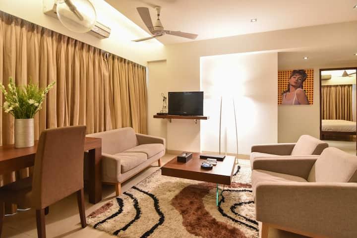 Luxury 2 BHK Bollywood Suites in Andheri!