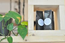 Shop Section-Locally grown and mixed tea