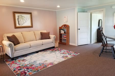 Fully Furnished (downstairs) House Apartment