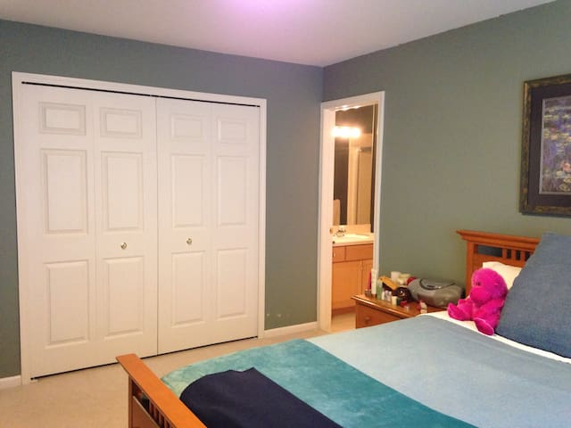 Room in upscale home - Canton - House
