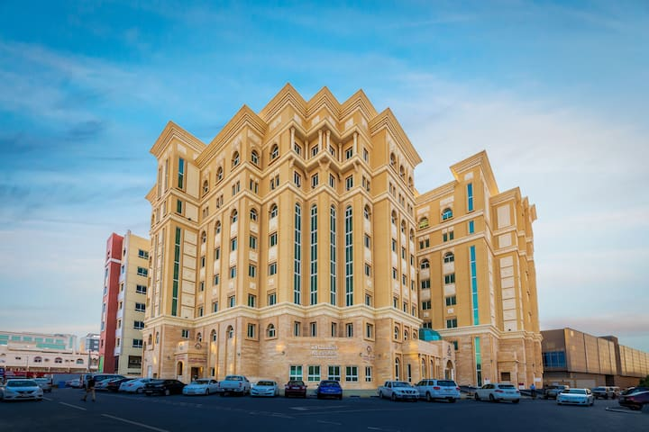 Al Diyafa Furnished Suites -