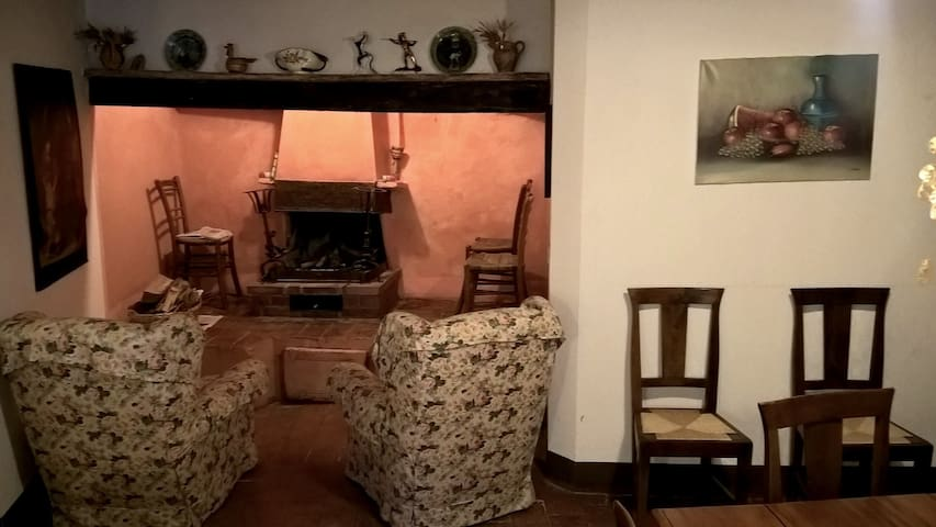 Incantevole Casa Vacanza in Toscana - San Casciano dei Bagni - Casa