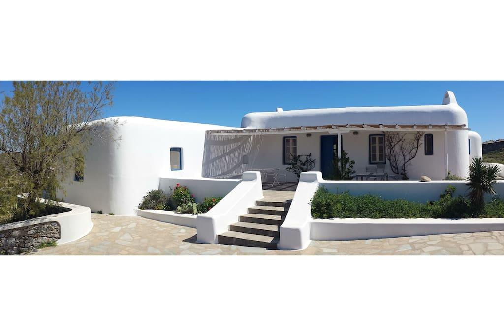 Front verada