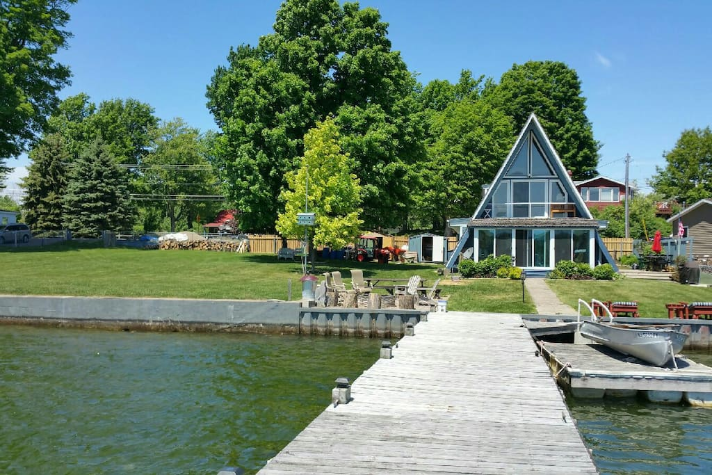 Captain Jerry 39 S St Lawrence River House Sleeps 16