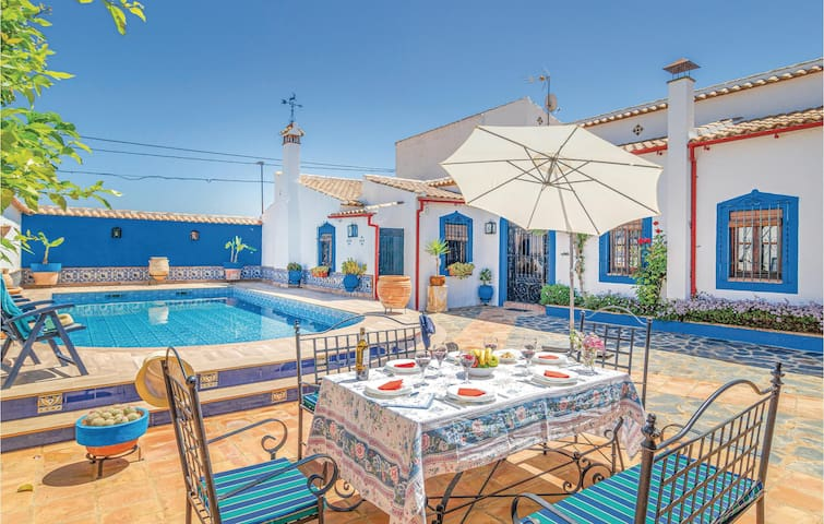 Holiday cottage with 4 bedrooms on 300m² in Bembezar (Cordoba)