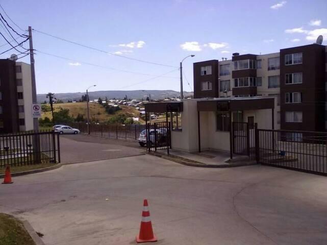 Departamento Terrazas del Carmen
