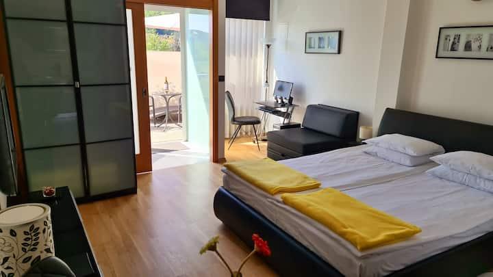 Studio apartman s terasom