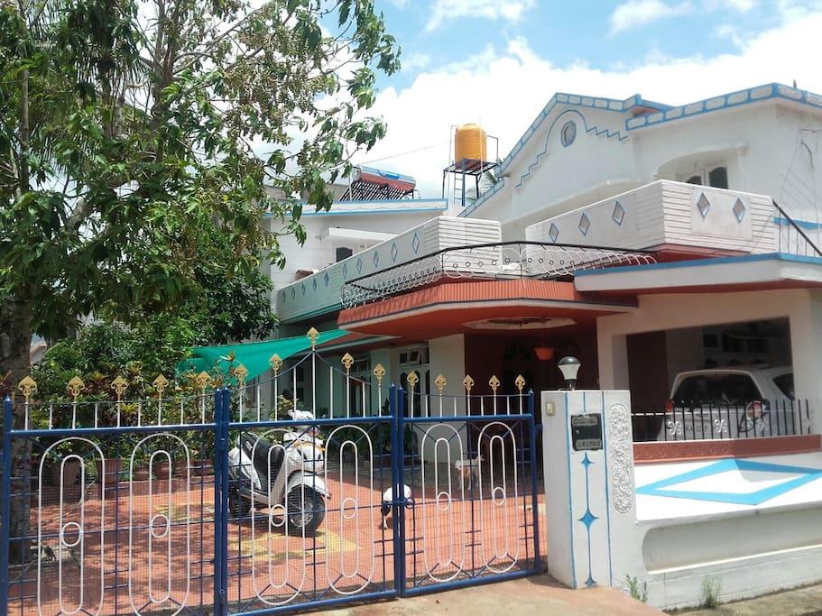 Anusha Homestay Houses For Rent In Kushalnagar Karnataka India
