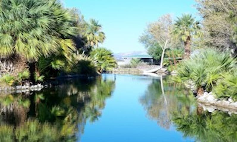 Sarkisian Ranch - Newberry Springs - Vakantiewoning