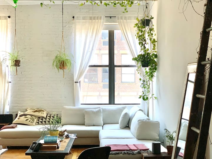Our Beautiful Loft in the Heart of Williamsburg