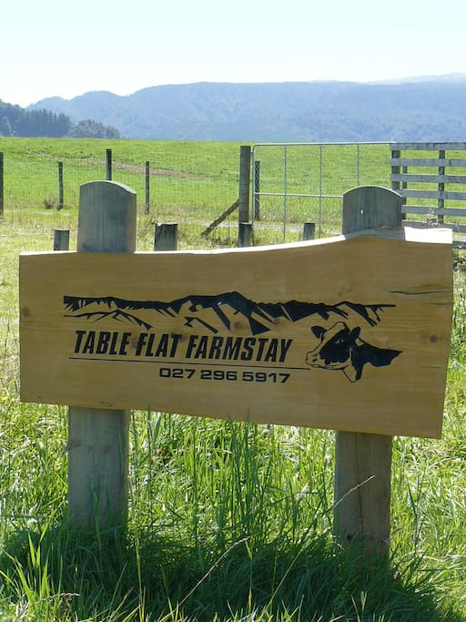 Welcome to Table Flat Farmstay.