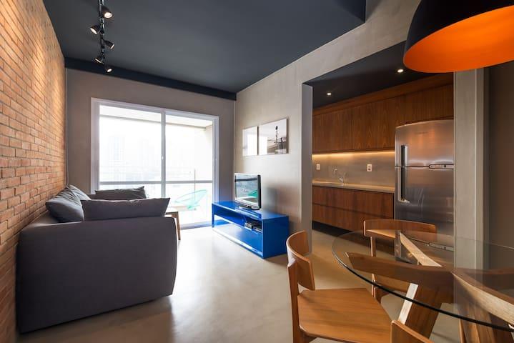 Duplex in Pinheiros