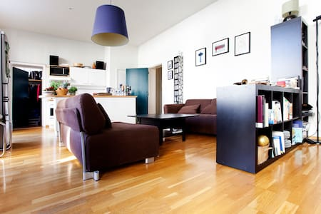 Beautiful Central Brussel Apartment