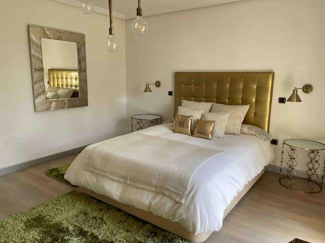 Dormitorio con baño planta 1