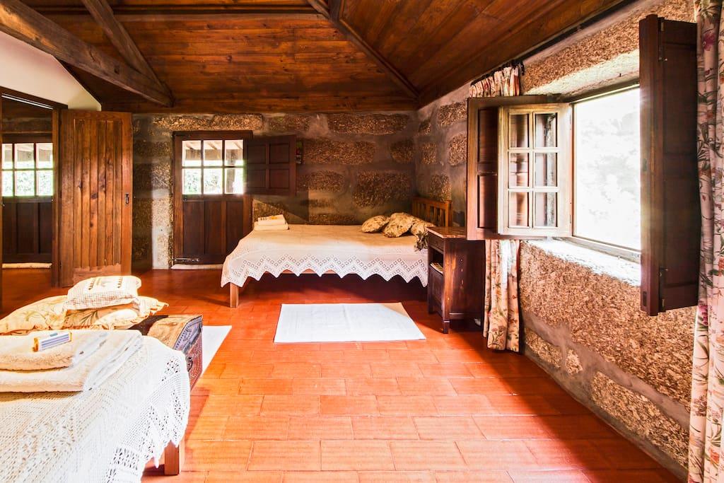 Casa da levada rural house oporto penafiel chambres d 39 h tes louer penafiel porto - Chambres d hotes porto portugal ...