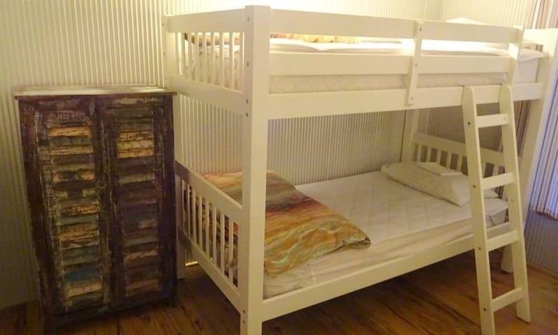Bedroom 5 downstairs - sleeps 4