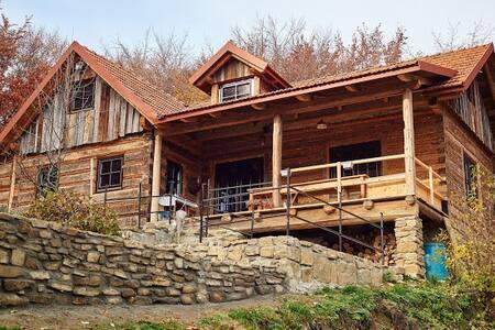Renovated mountain hut - slow holidays, slow food - nowosądecki