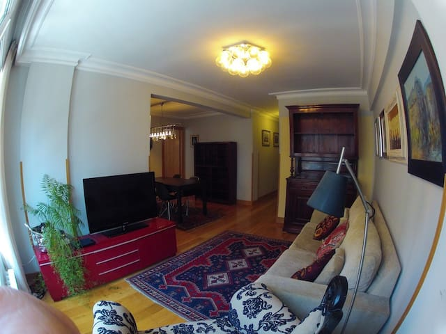 Beautiful flat in center Santander - Santander - House