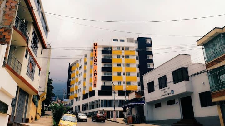 Apartaestudio Confortable Centro Fusagasugá
