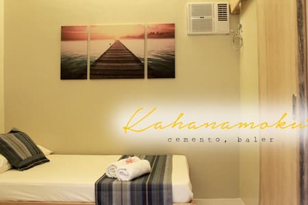 Kahanamoku Inn - Room 1 - Bed & Breakfast