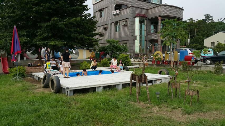 Taiwan alishan space cam - Zhuqi Township - Rumah