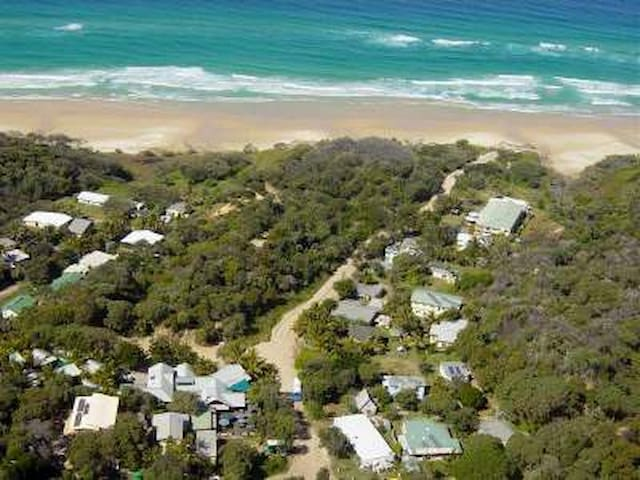Fraser Island Holiday Home, Happy Valley,  Qld. - Fraser Island