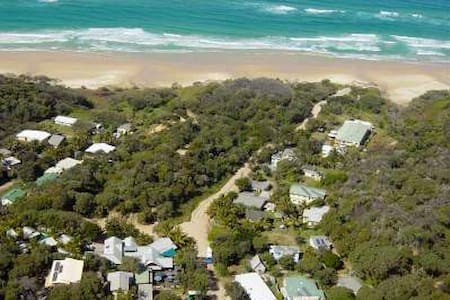 Fraser Island Holiday Home, Happy Valley,  Qld. - Fraser Island - House