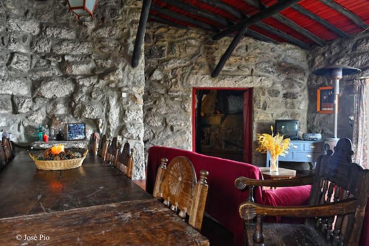 LOBOS ROOM - Mountain House - Serra da Estrela